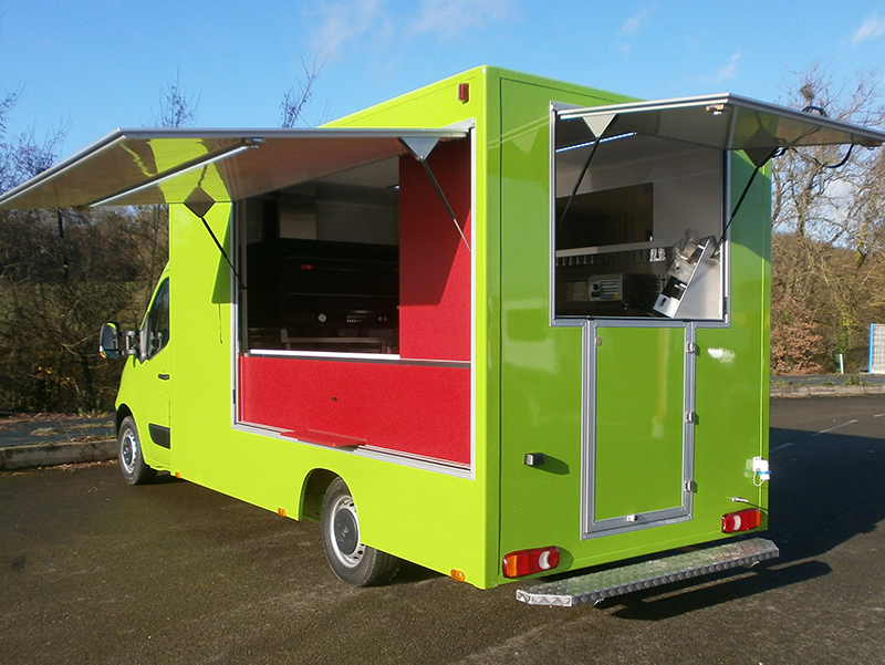 Food Truck Gruau
