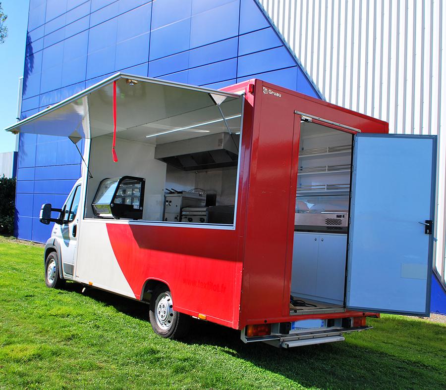 food trucks gruau le mans v hicules utilitaires. Black Bedroom Furniture Sets. Home Design Ideas